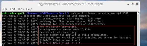 VNC Repeater: Raspberry Pi, Escritorio Remoto en LAN con ...